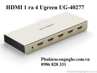 Bộ chia HDMI 1 ra 4 hỗ trợ 4K 2K chính hãng Ugreen UG-40277