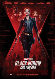 Black Widow 2021 - Goá Phụ Đen