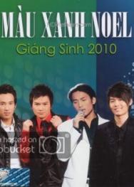 AsiaCD294: Various Artists – Màu Xanh Noel – Giáng Sinh 2010