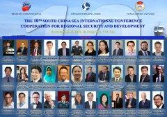 VIDEO tiếng Việt: Hội thảo Quốc tế về Biển Đông lần thứ 10