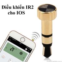 Rắc cắm Điều khiển hồng ngoại vạn năng IR2 cho Iphone Ipad